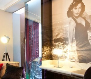 Room on row four VINCCI CAPITOL  Madrid