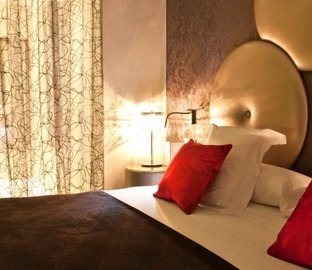 Room on row five VINCCI CAPITOL  Madrid