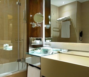 Double room VINCCI CAPITOL  Madrid