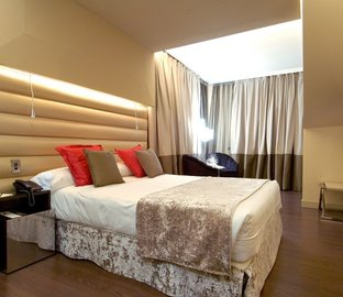 Rooms VINCCI CAPITOL  Madrid
